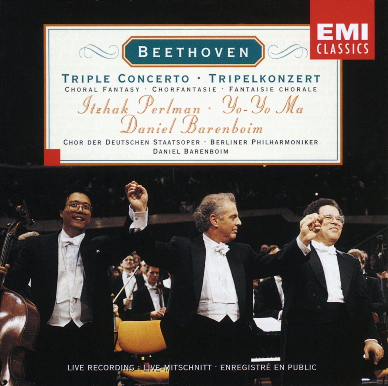 Berliner Philharmoniker - Various - Europa Konzert 1996 - European Concert From The Mariinsky Theatre In St. Petersburg